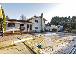 "Photo 16: 24697 48B Avenue in Langley: Salmon River House for sale in ""STRAWBERRY HILLS"" : MLS®# F1326525"