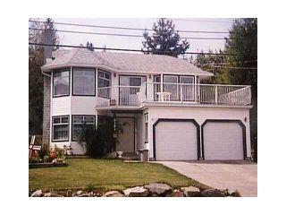 Photo 1: 6141 FAIRWAY Avenue in Sechelt: Sechelt District House for sale (Sunshine Coast)  : MLS®# V1062668