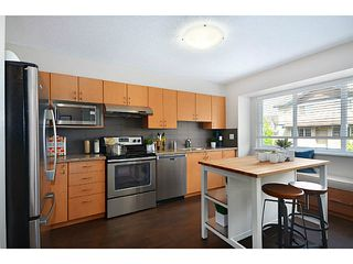 """Photo 17: 29 1268 RIVERSIDE Drive in Port Coquitlam: Riverwood Townhouse for sale in """"SOMERSTON LANE"""" : MLS®# V1062808"""