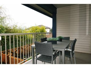 """Photo 3: 29 1268 RIVERSIDE Drive in Port Coquitlam: Riverwood Townhouse for sale in """"SOMERSTON LANE"""" : MLS®# V1062808"""