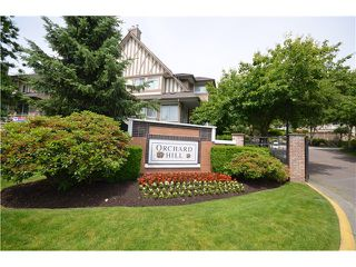 "Photo 2: 63 2615 FORTRESS Drive in Port Coquitlam: Citadel PQ Townhouse for sale in ""ORCHARD HILL"" : MLS®# V1070178"