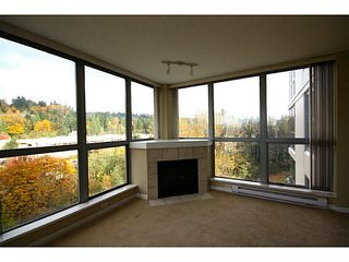 "Photo 4: 1101 290 NEWPORT Drive in Port Moody: North Shore Pt Moody Condo for sale in ""The Sentinal"" : MLS®# V1092744"