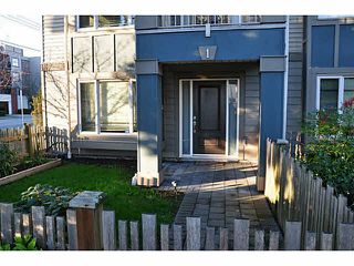 Photo 13: 1 7360 ST. ALBANS Road in Richmond: Brighouse South Townhouse for sale : MLS®# V1107140