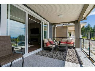 Photo 14: 3509 SHEFFIELD Avenue in Coquitlam: Burke Mountain House for sale : MLS®# V1115197