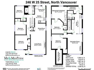 "Photo 19: 246 W 25TH Street in North Vancouver: Upper Lonsdale House for sale in ""UPPER LONSDALE"" : MLS®# V1116307"
