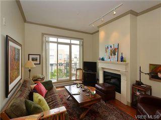 Photo 2: 404 1620 McKenzie Ave in VICTORIA: SE Lambrick Park Condo Apartment for sale (Saanich East)  : MLS®# 706085