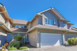 "Photo 1: 45 1255 RIVERSIDE Drive in Port Coquitlam: Riverwood Townhouse for sale in ""RIVERWOOD GREEN"" : MLS®# R2004317"