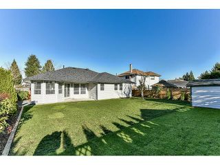 "Photo 18: 15490 91A Avenue in Surrey: Fleetwood Tynehead House for sale in ""BERKSHIRE PARK"" : MLS®# R2016214"