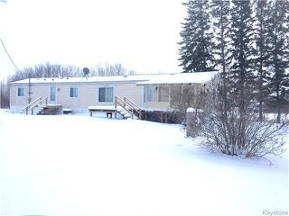 Main Photo: 89087 Road 33E Road in LIBAU: East Selkirk / Libau / Garson Residential for sale (Winnipeg area)  : MLS®# 1600462