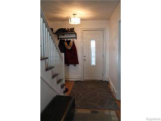 Photo 2: 460 De La Morenie Street in WINNIPEG: St Boniface Residential for sale (South East Winnipeg)  : MLS®# 1603203