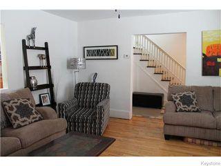 Photo 4: 460 De La Morenie Street in WINNIPEG: St Boniface Residential for sale (South East Winnipeg)  : MLS®# 1603203