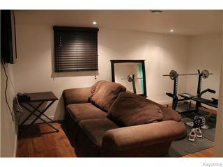 Photo 15: 460 De La Morenie Street in WINNIPEG: St Boniface Residential for sale (South East Winnipeg)  : MLS®# 1603203