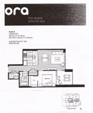 """Photo 1: 1205 6200 RIVER Road in Richmond: Brighouse Condo for sale in """"ORA"""" : MLS®# R2038508"""