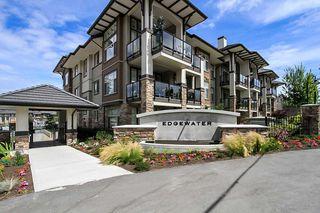 "Main Photo: 305 15175 36 Avenue in Surrey: Morgan Creek Condo for sale in ""Edgewater"" (South Surrey White Rock)  : MLS®# R2039054"