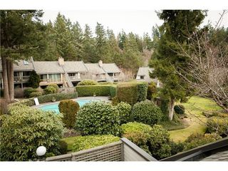 Photo 3: 6 4957 MARINE Drive in West Vancouver: Home for sale : MLS®# V1044022