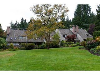 Photo 1: 6 4957 MARINE Drive in West Vancouver: Home for sale : MLS®# V1044022