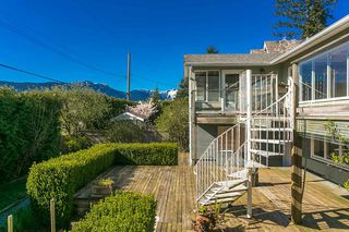 Photo 15: 4275 CHELSEA Crescent in North Vancouver: Forest Hills NV House for sale : MLS®# R2052783