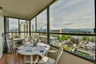 "Photo 15: 1307 615 BELMONT Street in New Westminster: Uptown NW Condo for sale in ""Belmont Tower"" : MLS®# R2065723"