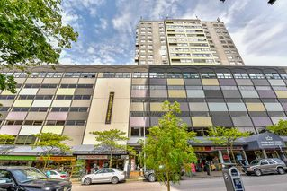 "Photo 1: 1307 615 BELMONT Street in New Westminster: Uptown NW Condo for sale in ""Belmont Tower"" : MLS®# R2065723"
