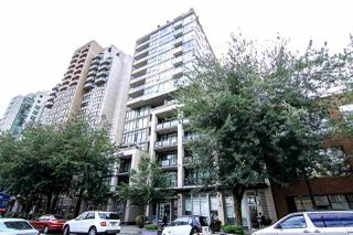 "Photo 1: 502 1252 HORNBY Street in Vancouver: Downtown VW Condo for sale in ""Pure"" (Vancouver West)  : MLS®# R2093567"