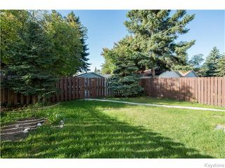 Photo 18: 2866 Ness Avenue in Winnipeg: Heritage Park Residential for sale (5H)  : MLS®# 1624617