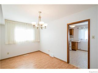 Photo 4: 2866 Ness Avenue in Winnipeg: Heritage Park Residential for sale (5H)  : MLS®# 1624617