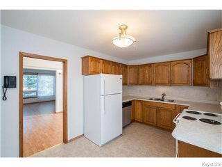Photo 6: 2866 Ness Avenue in Winnipeg: Heritage Park Residential for sale (5H)  : MLS®# 1624617