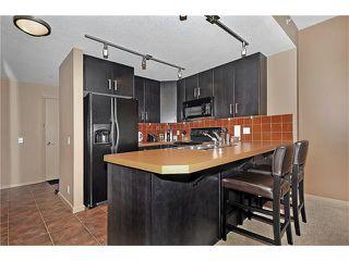 Photo 7: 1606 1410 1 Street SE in Calgary: Beltline Condo for sale : MLS®# C4105131
