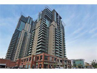 Photo 3: 1606 1410 1 Street SE in Calgary: Beltline Condo for sale : MLS®# C4105131