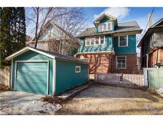 Photo 20: 32 Purcell Avenue in Winnipeg: Wolseley Residential for sale (5B)  : MLS®# 1706942