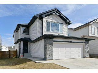 Photo 1: 956 CRANSTON Drive SE in Calgary: Cranston House for sale : MLS®# C4107916