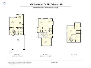 Photo 2: 956 CRANSTON Drive SE in Calgary: Cranston House for sale : MLS®# C4107916