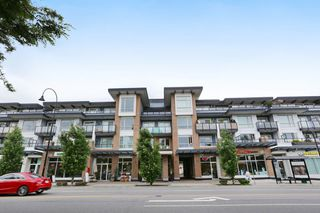 "Photo 1: 409 1330 MARINE Drive in North Vancouver: Pemberton NV Condo for sale in ""The Drive"" : MLS®# R2179113"