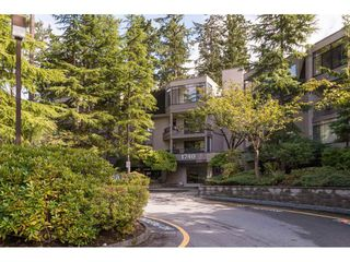 "Photo 1: 107 1740 SOUTHMERE Crescent in Surrey: Sunnyside Park Surrey Condo for sale in ""Spinnaker II"" (South Surrey White Rock)  : MLS®# R2206621"