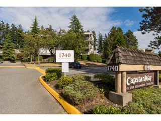 "Photo 2: 107 1740 SOUTHMERE Crescent in Surrey: Sunnyside Park Surrey Condo for sale in ""Spinnaker II"" (South Surrey White Rock)  : MLS®# R2206621"