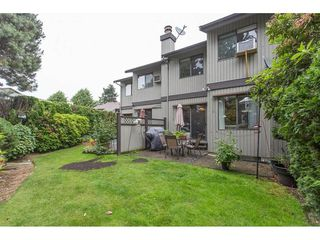 "Photo 18: 11 32917 AMICUS Place in Abbotsford: Central Abbotsford Townhouse for sale in ""PINE GROVE TERRACE"" : MLS®# R2207591"