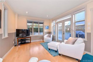 Photo 4: 1 220 Moss Street in VICTORIA: Vi Fairfield West Townhouse for sale (Victoria)  : MLS®# 386202