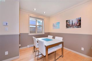 Photo 3: 1 220 Moss Street in VICTORIA: Vi Fairfield West Townhouse for sale (Victoria)  : MLS®# 386202