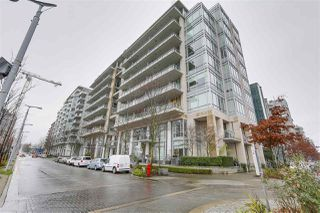 Photo 1: 307 1633 ONTARIO STREET in Vancouver: False Creek Condo for sale (Vancouver West)  : MLS®# R2232506