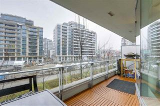 Photo 15: 307 1633 ONTARIO STREET in Vancouver: False Creek Condo for sale (Vancouver West)  : MLS®# R2232506