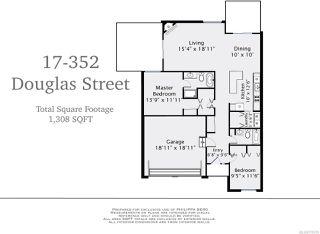 Photo 3: 17 352 DOUGLAS STREET in COMOX: CV Comox (Town of) Row/Townhouse for sale (Comox Valley)  : MLS®# 778370