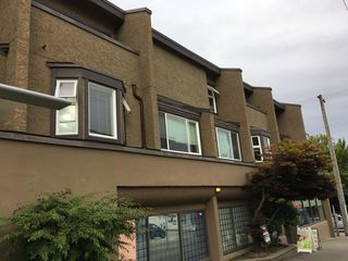 """Photo 1: 103 1169 EIGHTH Avenue in New Westminster: Moody Park Condo for sale in """"FRASER GARDENS"""" : MLS®# R2238682"""