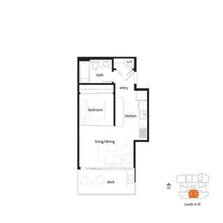 Main Photo: 2908 13308 103A Avenue in Surrey: Whalley Condo for sale (North Surrey)  : MLS®# R2259012