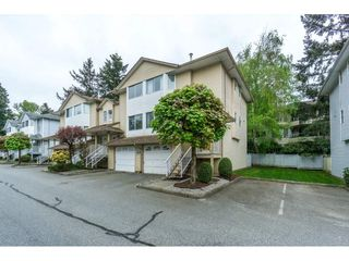 "Photo 1: 19 3087 IMMEL Street in Abbotsford: Central Abbotsford Townhouse for sale in ""Clayburn Estates"" : MLS®# R2264675"