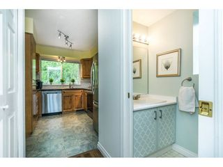 "Photo 11: 19 3087 IMMEL Street in Abbotsford: Central Abbotsford Townhouse for sale in ""Clayburn Estates"" : MLS®# R2264675"