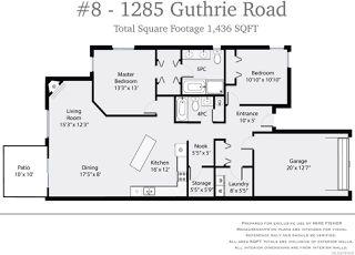 Photo 39: 8 1285 Guthrie Rd in COMOX: CV Comox (Town of) Row/Townhouse for sale (Comox Valley)  : MLS®# 787440