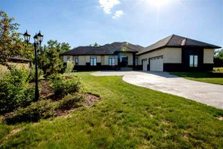 Main Photo: 49 25519 TWP RD 511A Road: Rural Parkland County House for sale : MLS®# E4118109