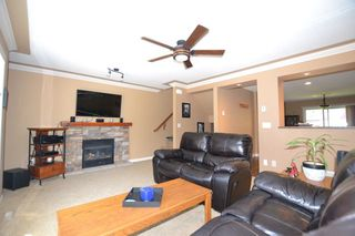 """Photo 2: 40 36169 LOWER SUMAS MTN Road in Abbotsford: Abbotsford East Townhouse for sale in """"JUNCTION CREEK"""" : MLS®# R2289007"""