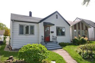 Main Photo: 1065 Spruce Street in Winnipeg: Residential for sale (5C)  : MLS®# 1825554