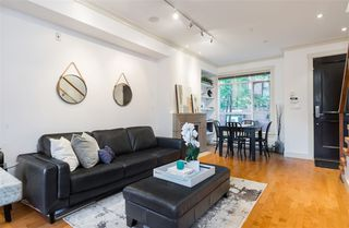 "Photo 8: 2 1950 W 5TH Avenue in Vancouver: Kitsilano Townhouse for sale in ""THE EDGE OF FIFTH"" (Vancouver West)  : MLS®# R2307731"